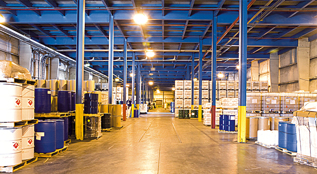 Raw Material Sourcing & Logistics Services